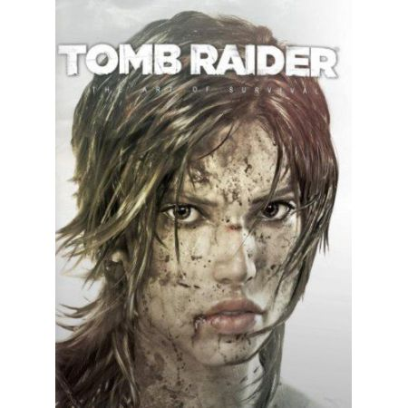 Artbook - Tomb Raider L'art De La Survie