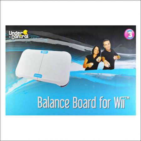 Balance Board Under Control Blanche pour Nintendo Wii