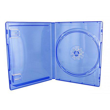 Boitier Bleu Transparent Pour Jeu Sony PS4 - PS4_104