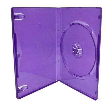 Boitier Boite Pochette Violet Transparent Pour Jeu Kinect Xbox 360 - XR00010TPK_36_1