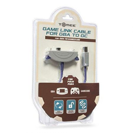 Cable Link Console Game Boy Advance & GBA SP sur Nintendo Gamecube