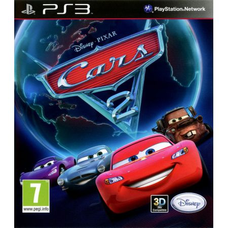 Cars 2 Disney Ps3 310080 Jps30080