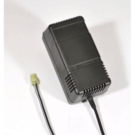 Chargeur Secteur Batterie NiMH & NiCd 8.4 - 9.6V - Coupure Automatique - 603363