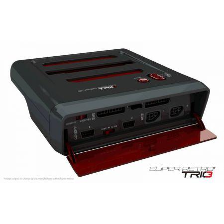 Console Super Retro Trio 3 (SR3) Super Nintendo, Nes et Megadrive