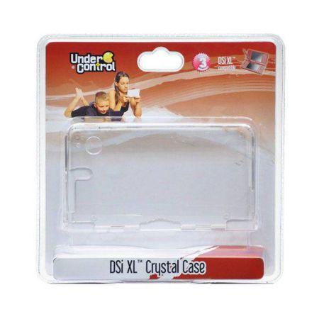 Coque Cristal Transparente Pour Console Nintendo DSi XL UC2605