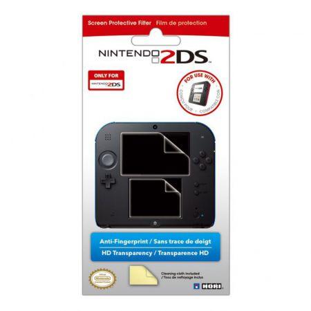 Film De Protection Ecran Console Nintendo 2Ds Officiel Nintendo Hori - 2DS-001U