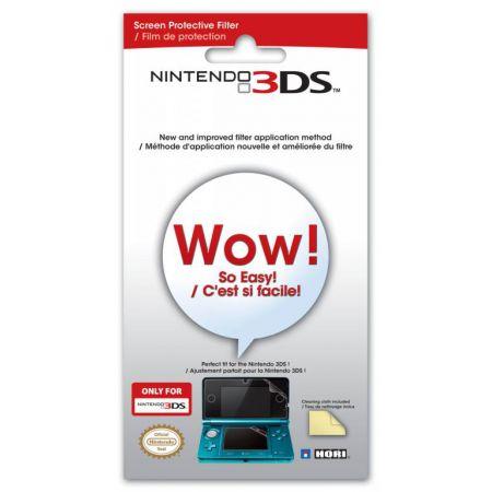 Film Protection Ecran Officiel Nintendo 3Ds Hori