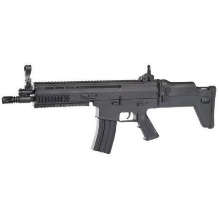 Fusil à Billes FN Herstal SCAR-L SCAR L Spring Noir - Cybergun 200706