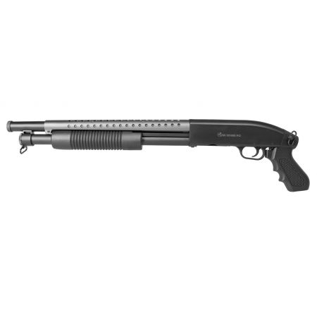 Fusil � Pompe Combat Zone SG600 PG Spring - M�tal & ABS Noir Umarex - 26331