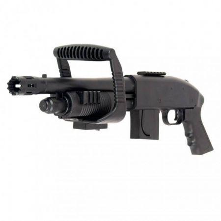 Fusil à Pompe Mossberg 590 Chainsaw Noir 270751