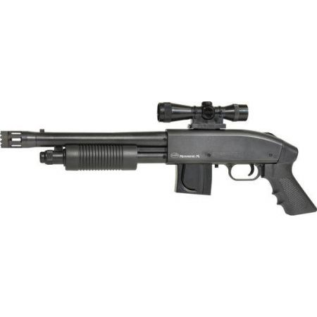 Fusil A Pompe Mossberg M590 Spring Powered Cybergun