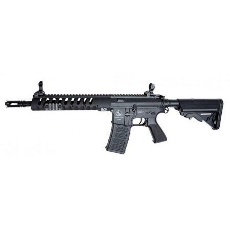 Fusil ArmaLite M15A4 (M4 M15 A4) AEG ASG - Delta 10 Classic Army Noir 18482