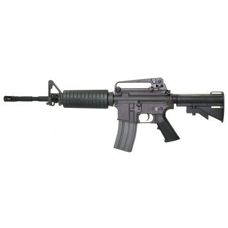 Fusil Colt CA Carbine M4A1 (M4 A1) AEG Classic Army Noir - SP001P