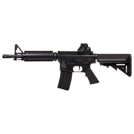 Fusil Colt M4A1 CQBR (M4 A1) Noir AEG Combat Electrique - 180833