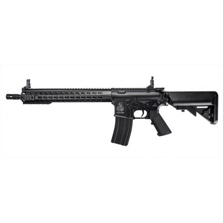 Fusil Colt M4A1 (M4 A1) CQBR Keymod AEG - Version Longue - Full Metal - 180840