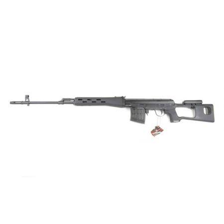 Fusil Sniper Rifle  Dragunov Kalashnikov AEG Full Auto King Arms -  KA-AG-64