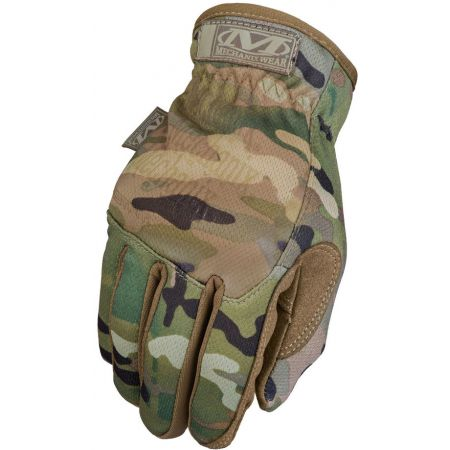 Gants Protection Mechanix Tactical FastFit (Fast Fit) Camouflage Multicam