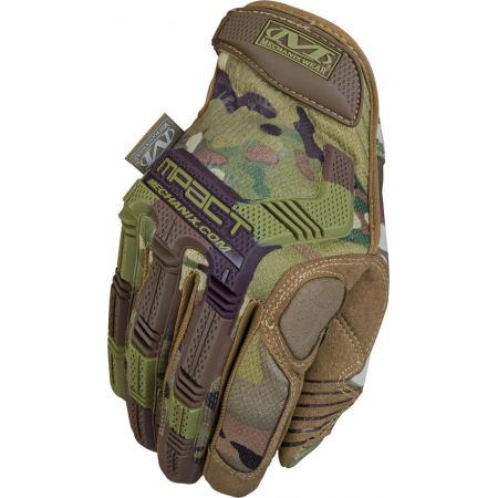 Gants Protection Mechanix Tactical M-Pact (MPact) Camo Woodland Camouflage