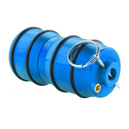 Grenade GZ Z-Grenade 120 Billes en Aluminium Z-Parts - Bleue - AIR1472