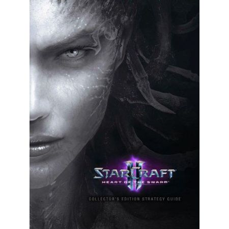 Guide Collector's Edition - Starcraft 2 : Heart Of The Swarm