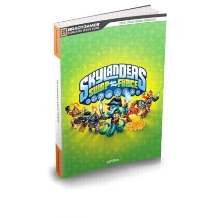 Guide Skylanders Swap Force - GUIDE1010