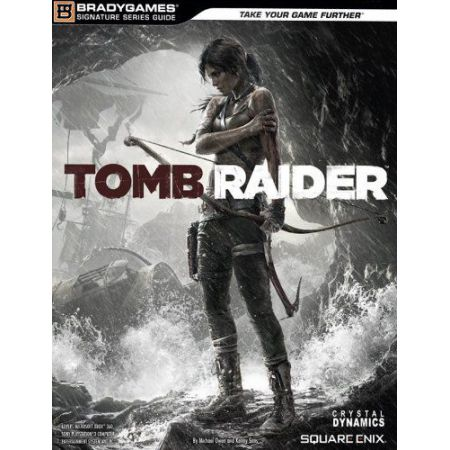 Guide Tomb Raider 2013 - Ps3 / Xbox 360 / Pc - GUIDE0730