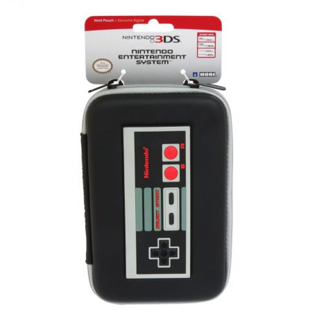 Housse Protection Sacoche Rigide Retro NES 3Ds XL & DSi XL - Officielle Nintendo Hori - 3DS-443U