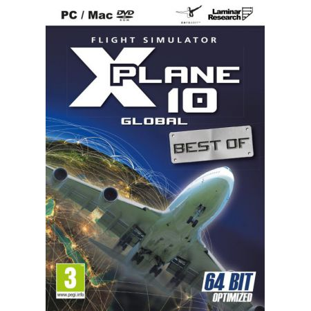 Je Pc - Flight Simulator - X-Plane 10 Global