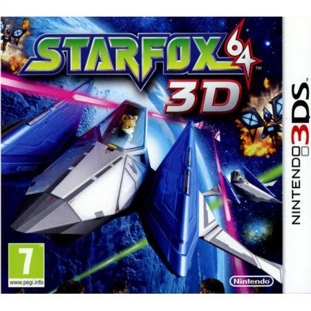 Jeu Nintendo 3ds - Starfox 64 3D
