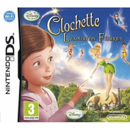 Jeu Nintendo Ds - Clochette et L'exp�dition F�erique (Disney)