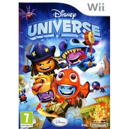 Jeu Nintendo Wii - Disney Universe