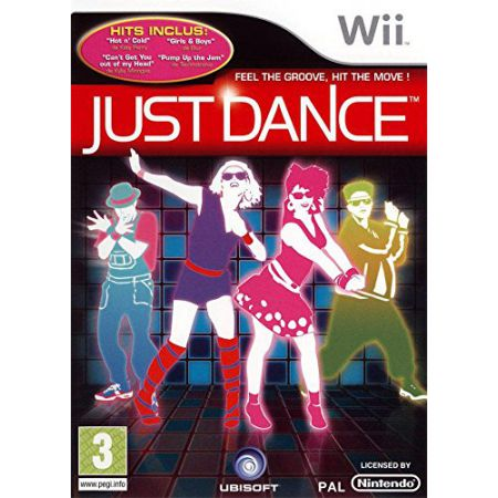 Jeu Nintendo Wii - Just Dance 1