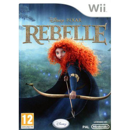 Jeu Nintendo Wii - Rebelle (Disney)
