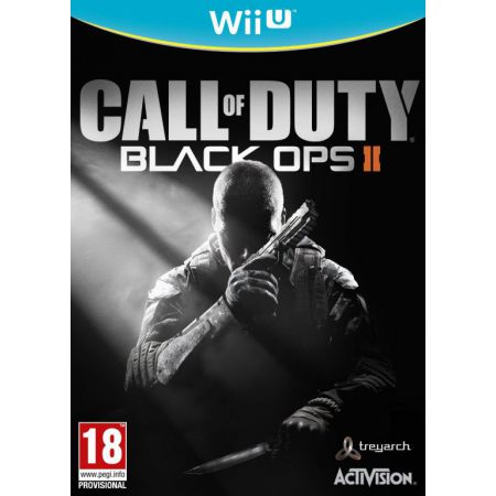 Jeu Nintendo Wii u - Call Of Duty : Black Ops 2 (COD)