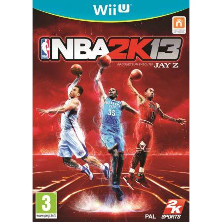 Jeu Nintendo Wii U - NBA 2K13