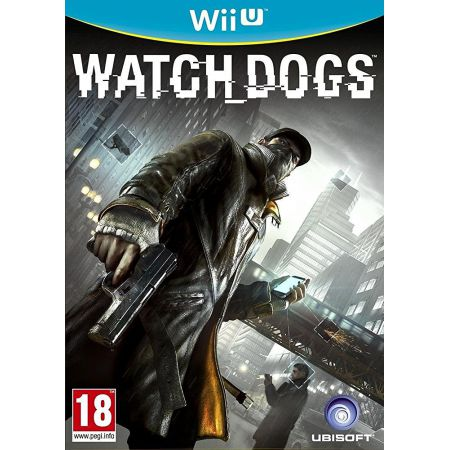 Jeu Nintendo Wii u - Watch Dogs