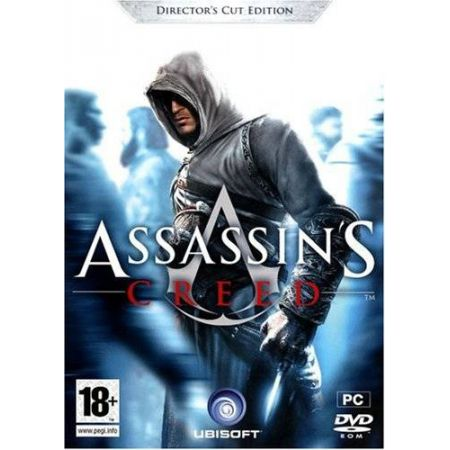 Jeu Pc - Assassin's Creed 1 Director Cut Edition