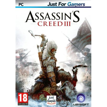 Jeu Pc - Assassin's Creed 3