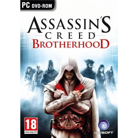 Jeu Pc - Assassin's Creed Brotherhood