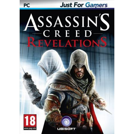 Jeu Pc - Assassin's Creed Revelations