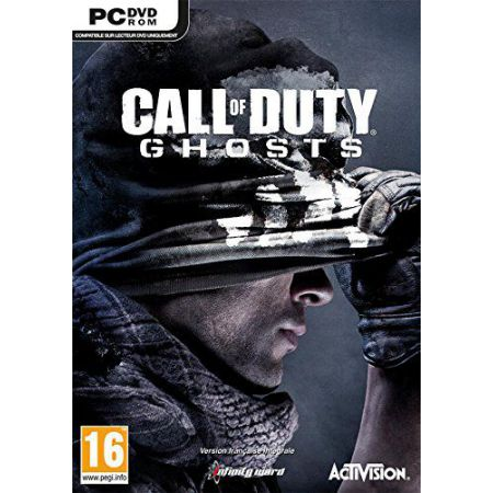 Jeu PC - Call Of Duty Ghost