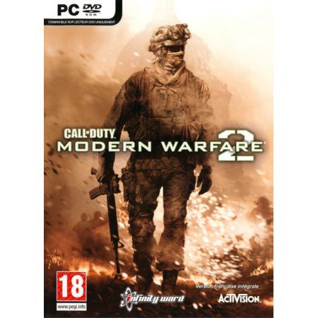 Jeu Pc - Call Of Duty : Modern Warfare 2 - JPC5816