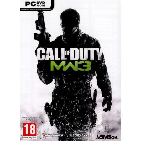 Jeu Pc - Call Of Duty : Modern Warfare 3 (MW3)