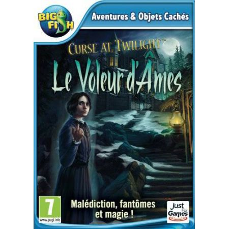 Jeu Pc - Curse At Twilight : Le Voleur D'ames