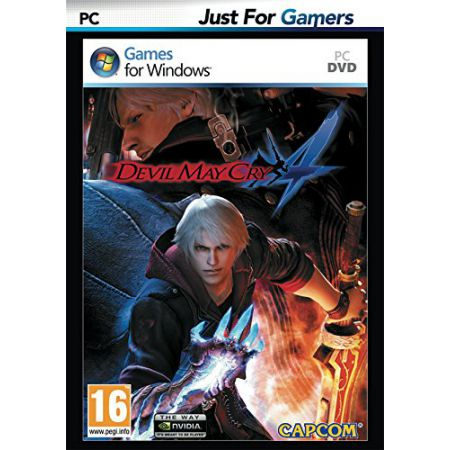 Jeu Pc - Devil May Cry 4