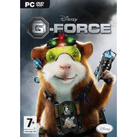 JEU PC - DISNEY MISSION G / MISSION-G