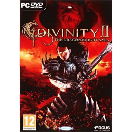 Jeu Pc - Divinity 2 : The Dragon Knight Saga