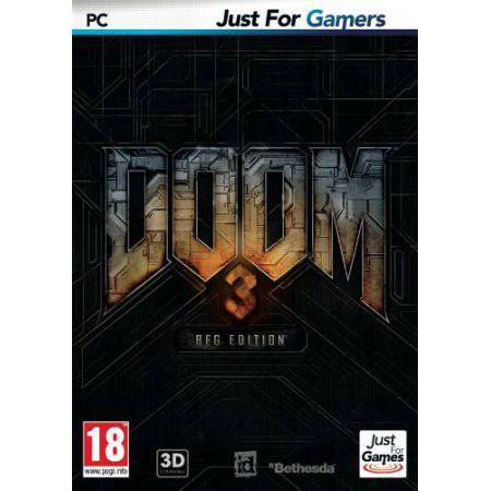 Jeu Pc - Doom 3 BFG Edition