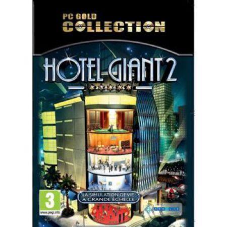 Jeu Pc - Hotel Giant 2