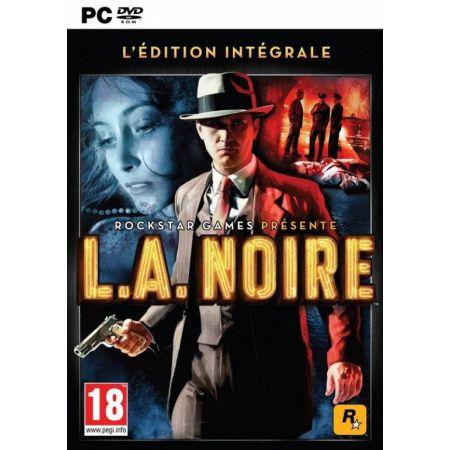Jeu Pc - LA Noire L'Edition Integrale